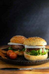 Recette pain hamburger