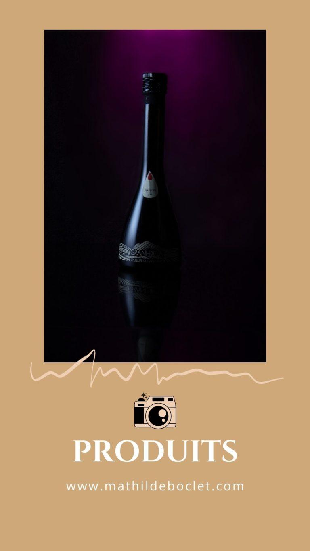 Photographe bouteilles montpellier